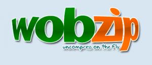 wobzip decompresser on line free