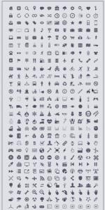 500-icons-free-monochromes