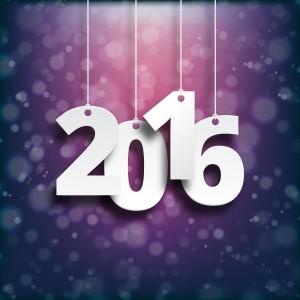 Carte voeux 2016