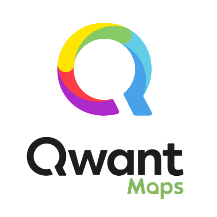 qwant maps logo